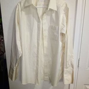 Gold Label Roundtree and Yorke fitted dress shirt